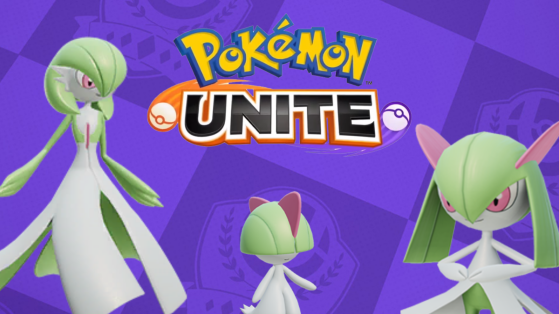 Gardevoir est désormais disponible sur Pokémon Unite en tant que nouveau perso jouable