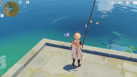 Guide de la pêche dans Genshin Impact