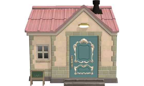 La maison de Suzy - Animal Crossing New Horizons