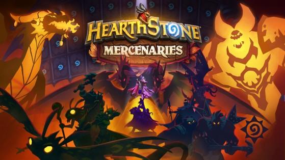 Hearthstone Mercenaires : Le nouveau mode de jeu arrive bientôt sur Hearthstone !