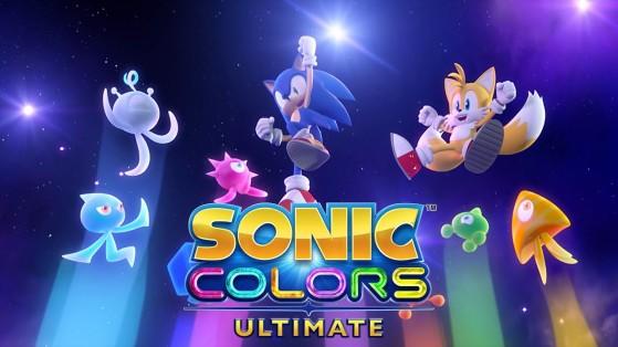Test de Sonic Colours Ultimate sur PC, PS4, Xbox One et Nintendo Switch