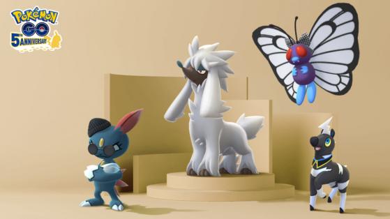 Fashion Week Pokémon GO : Couafarel débarque sur le jeu mobile !