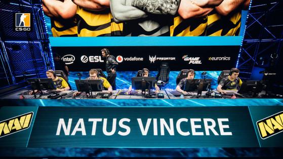 Counter-Strike : Navi dit au revoir à une légende maison
