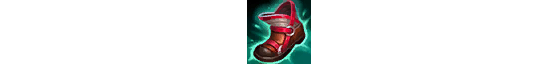 Bottes ioniennes de lucidité - League of Legends