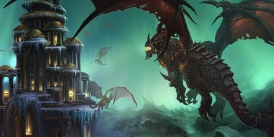 WoW : Nerf de l'Âme des dragons
