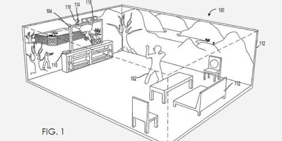 Une pièce comme environnement 3D ?