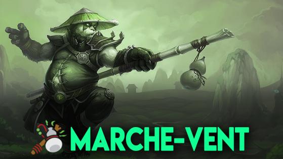 Guide : Moine Marche-Vent WoW BFA
