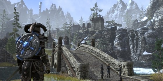Elder Scrolls Online : Première vidéo