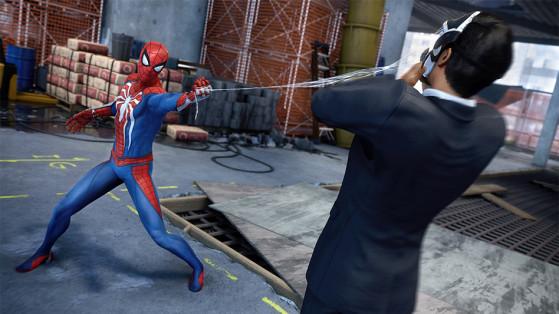 Guide Spiderman PS4 : Crimes