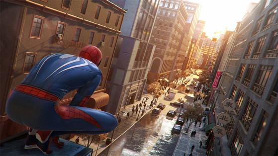 Soluce Spiderman PS4 : Toutes les Stations de Recherche