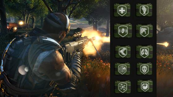 Black Ops 4 : atouts Blackout, tierlist