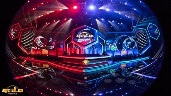 Hearthstone : EU vs CN Gold Series 2018