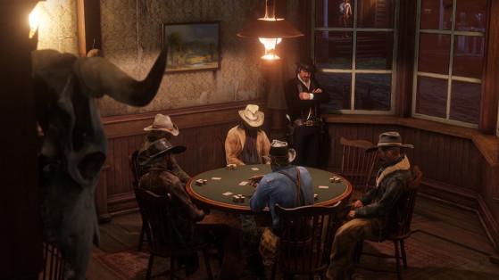 Guide Red Dead Redemption 2 : activités, mini-jeux
