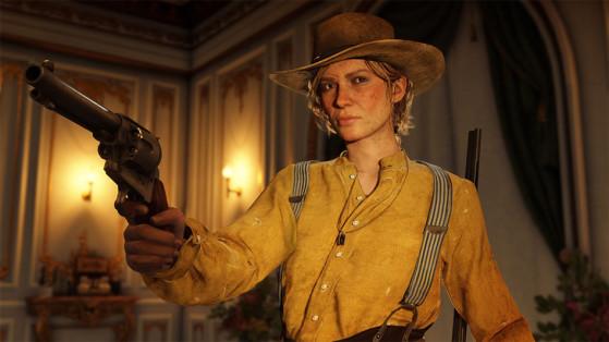 Red Dead Redemption 2 : 4K native sur Xbox One X