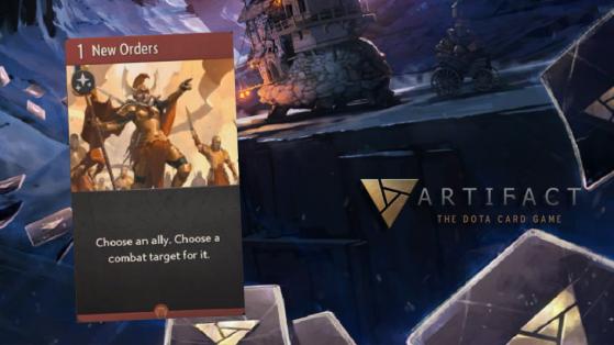 Artifact : New Orders