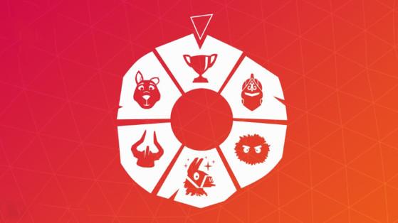 Fortnite : Fall Skirmish semaine 2, roue de la victoire