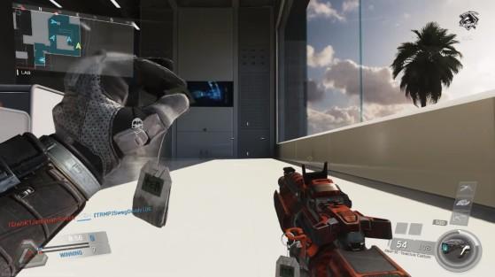 Le Tea-bag façon Infinite Warfare. - Call of Duty