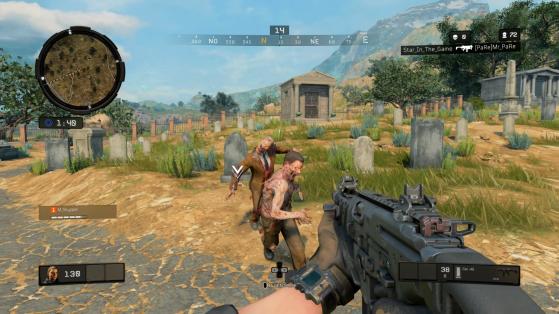 Blackout des kills, du loot, des zombards... - Call of Duty