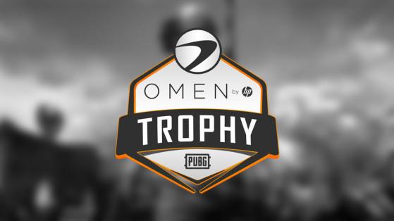 Omen Trophy : PUBG