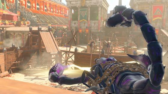 Zombie Black Ops 4 : débloquer la Mort d'Orion sur IX