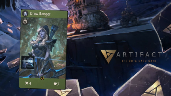 Artifact : Drow Ranger