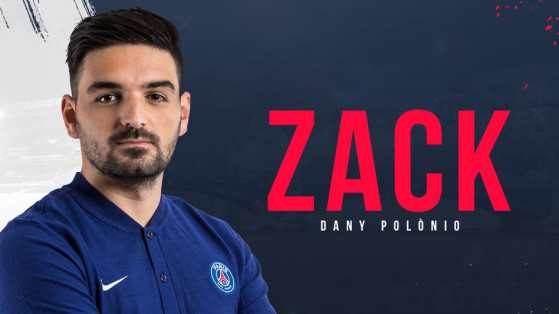 FIFA : Zack rejoint le PSG eSports en tant que coach de RocKy