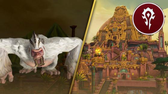WoW BFA : Guide Grong, seigneur de la jungle - Boss Bataille de Dazar'alor