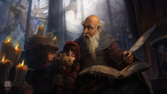 Diablo Immortal : Personnages, characters, Valla, Deckard Cain