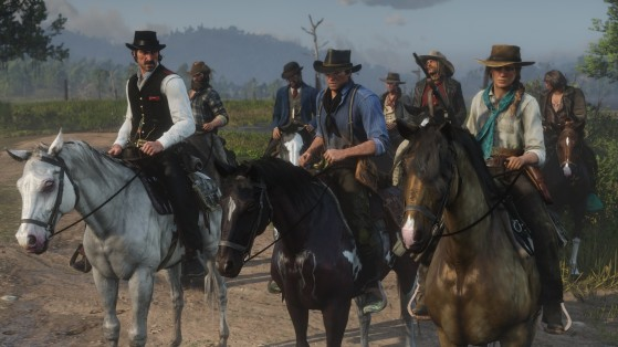 Guide Red dead redemption 2 : Mission secondaire, quêtes, inconnus
