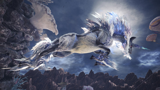 Monster Hunter World PC : date arrivée Kirin Alpha Suprême