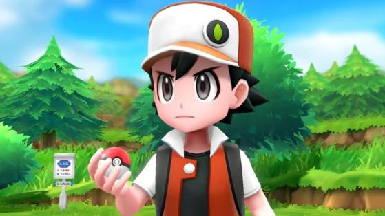 Pokemon Let's GO : Battre Red en duel