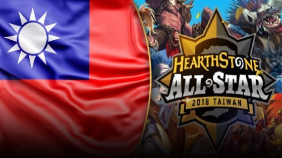Hearthstone : invitations All Star 2018