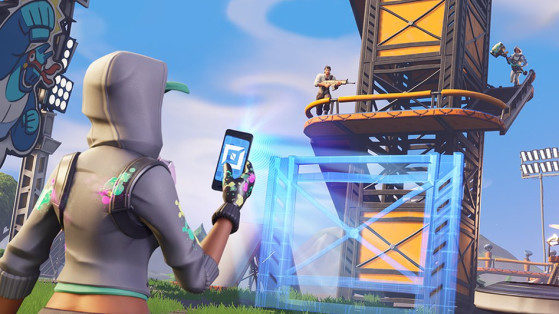 fortnite mode creatif - cracer un nouveau compte fortnite