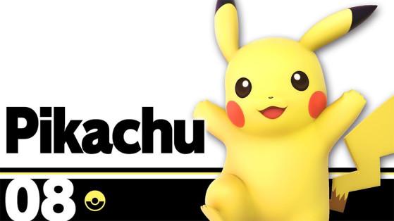 Guide Super Smash Bros Ultimate : Pokémon star de Let's Go Evoli Pikachu