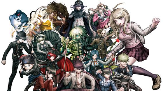 Danganronpa Trilogy annoncé sur PS4