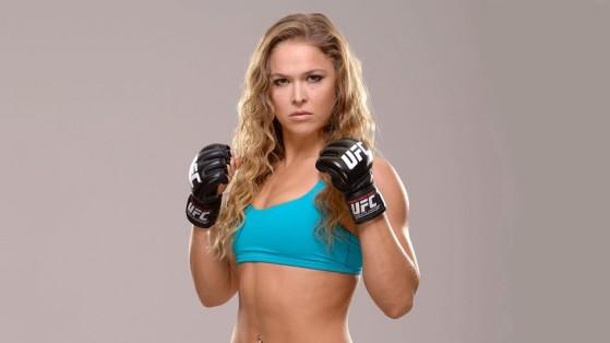 Mortal Kombat 11 : Ronda Rousey, Jaquette, box