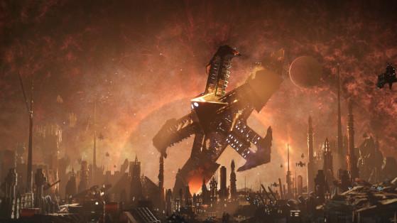 Battlefleet Gothic: Armada II - Trailer de la campagne