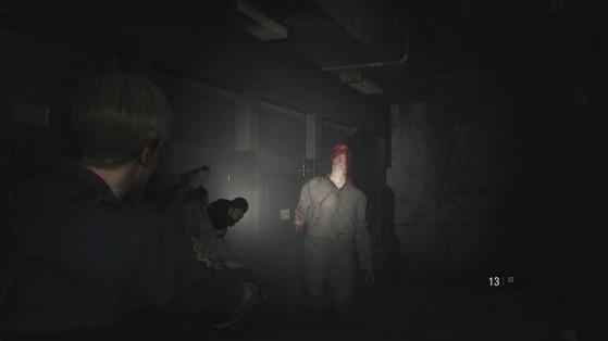 Certains zombies sont particulièrement résistants - RESIDENT EVIL 2, BIOHAZARD RE:2