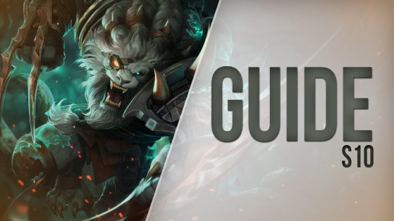 Rengar Top S10 : build, runes et stuff - Guide LoL