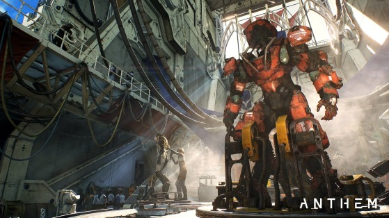 Anthem : abonnement, connexion, Playstation Plus, Xbox Live Gold