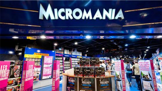 Micromania : Aucune fermeture de magasin à prévoir