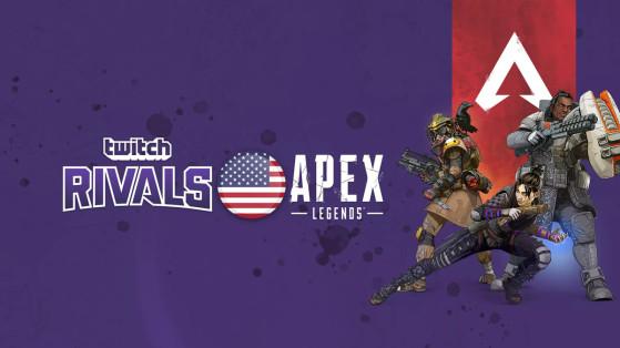 Apex Legends Twitch Rivals Challenge NA : suivi, résultats et informations