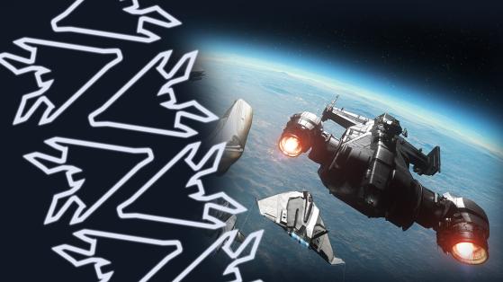 Star Citizen : Construire sa flotte en soutenant le jeu