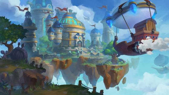 Skylanders Ring of Heroes : ressources, matériaux, énergies