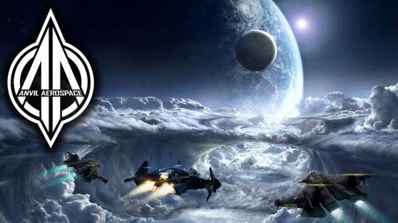Star Citizen : Anvil Aerospace, guide constructeur