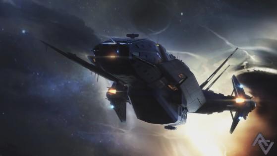 Le Carrack est sans nul doute le vaisseau d'exploration le plus populaire - Star Citizen