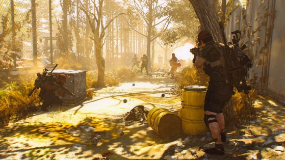 Guide The Division 2 : Dark Zone, PvP, renégats
