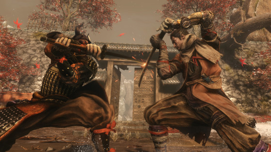 Sekiro Shadows Die Twice : Compétences, skills, shinobi, niveaux, talents