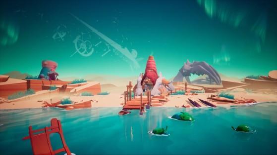 Solar Ash Kingdom : trailer d'annonce