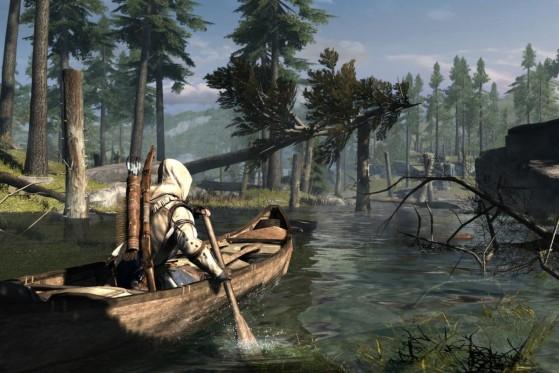 La nature est si belle, non ? - Assassin's Creed